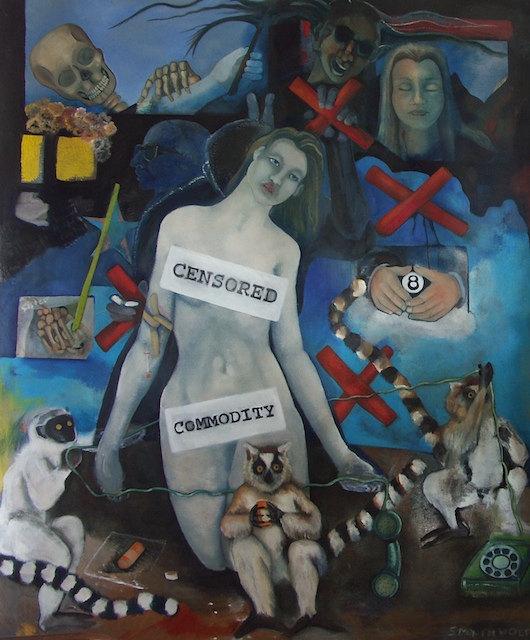 Censored Commodity by Smyth Wolfe